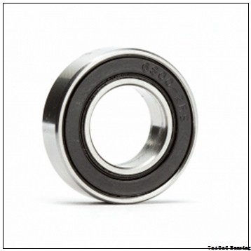 7x19x6 mm hybrid ceramic deep groove ball bearing 607 2rs 607z 607zz 607rs,China bearing factory