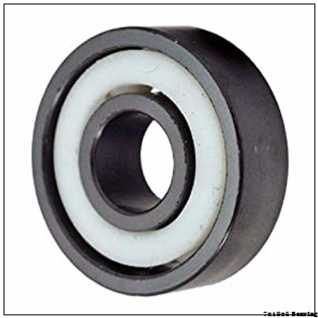 Custom Si3N4 ZrO2 607 zz 2rs ceramic bearing