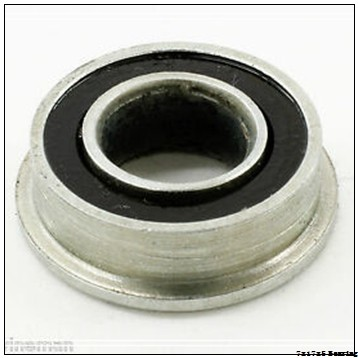 7x17x5 Thrust angular contact ball bearings S719/7