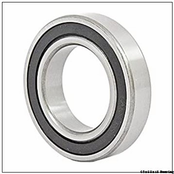 6008 Deep Groove Ball Bearing 6008-2Z 6008ZZ 40x68x15 mm