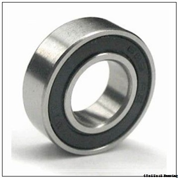 10 Years Experience 7008C High Quality High Precision Angular Contact Ball Bearing 40X68X15 mm