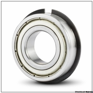China factory high speed roller bearing 7008ACDGB/VQ253 Size 40x68x15