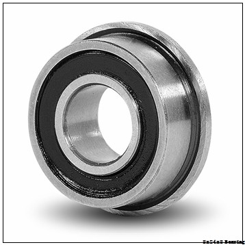 8x24x8 mm (dxDxB) HXHV China High precision angular contact ball bearing 728 ACD/HCP4A single or double row