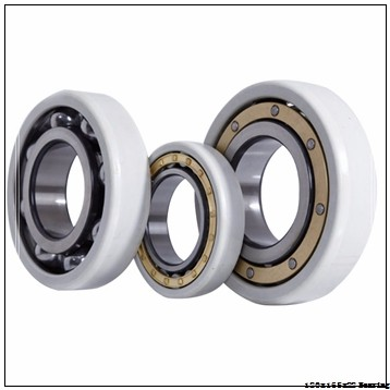 120x165x22 High Precision NSK Angular Contact Ball Bearing 7924C 7924A5