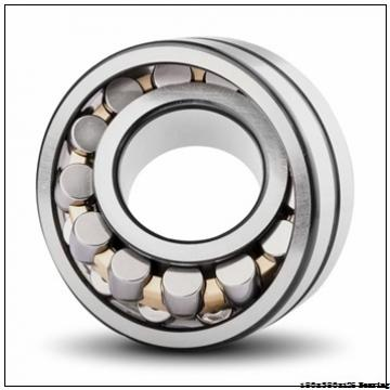 High precision textile mechanical Spherical Roller Bearing 22336CC/C3W33 Size 180X380X126