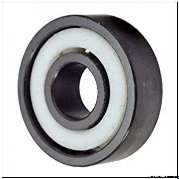 Chrome steel deep groove miniature ball bearing 607 2RS 7x19x6 mm