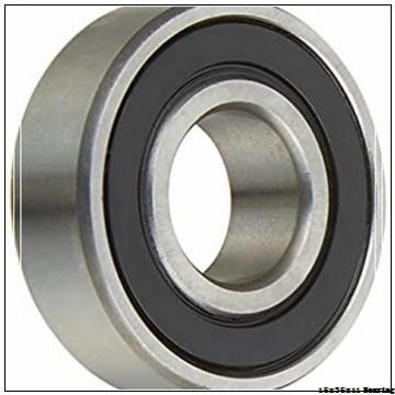 15 mm x 35 mm x 11 mm  NSK Deep groove ball bearing 6202zz ball bearing 15X35X11 mm for ceiling fan