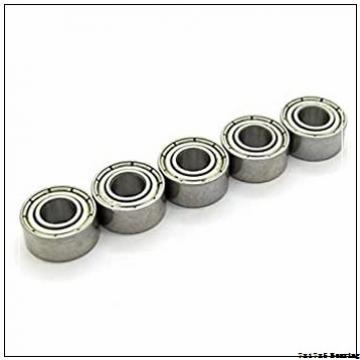 697 2RS Bearing 7x17x5mm caster wheel ball bearing