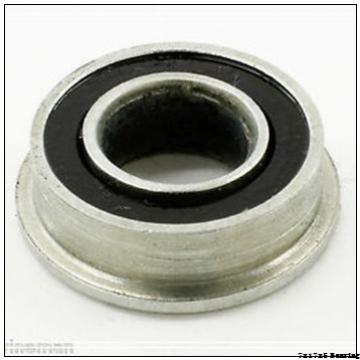 F697ZZ Stainless Steel Flange Deep Groove Ball Bearing Flanged Bearings 7x17x5 mm SF697 ZZ SF697ZZ