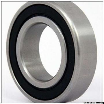 High speed motor bearings 6205-2RSH/C3GJN Size 25X52X15