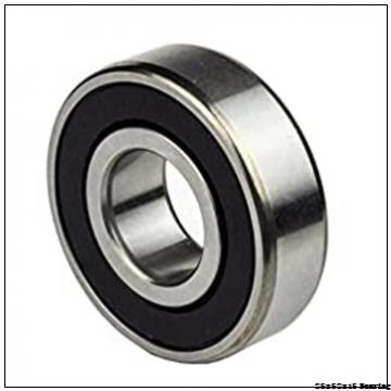 Original Good Quality NACHI KOYO Bearing Chrome Steel Electric Machinery 25x52x15 mm Deep Groove Ball NACHI 6205 ZZ 2RS Bearing