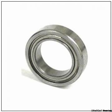 High quality agricultural machinery bearings 61804-2RS1 Size 20X32X7