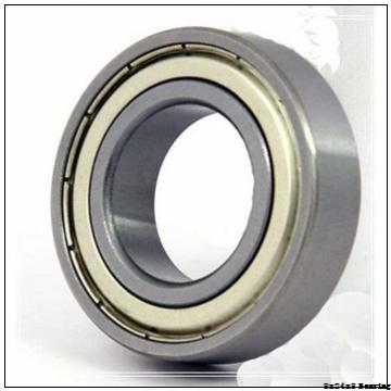 628ZZ/C high speed hybrid ceramic bearings Si3N4 balls double metal shields 8x24x8mm