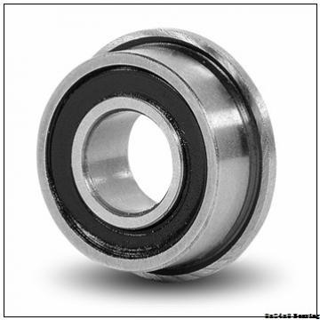 Deep groove ball bearing 628 8x24x8 mm