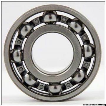6026 Ball Bearing 130x200x33 mm Open Type Chrome Steel Deep Groove Ball Bearing