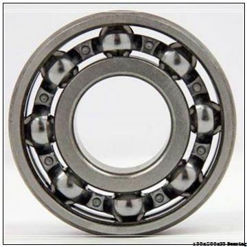 6026-RS1 Factory Supply Deep Groove Ball Bearing 6026-2RS1 130x200x33 mm