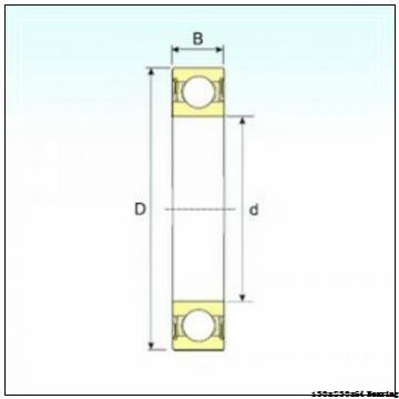 130x230x64 mm exercise bike cylindrical roller bearing NJ 2226M/C3S1 NJ2226MC3S1