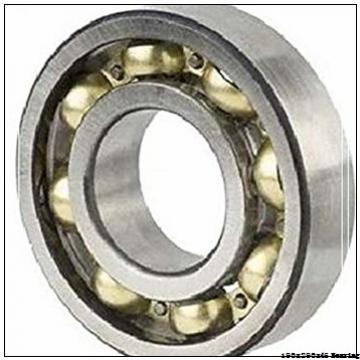 190x290x46mm Open Extra Large Deep Groove Ball Bearing 6038