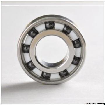 Japanese sealed deep groove ball bearing 6811DDU
