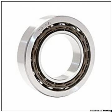 deep grove ball bearing 6210 50X90X20