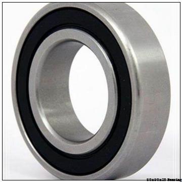 China supplier bearing 6000 series 50x90x20 Deep Groove Ball Bearing 6210