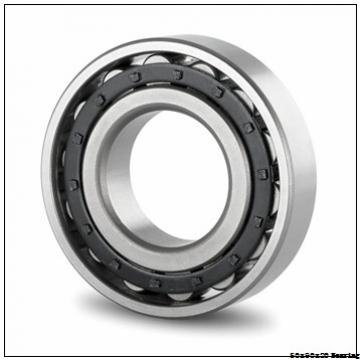 6210-2RS 6210 Full ZrO2 Si3N4 Ceramic Ball Bearing 50x90x20