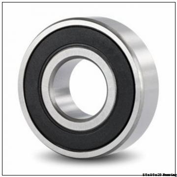 High Precision Differential Tapered Roller Bearing 366/363 Size 50x90x20 mm