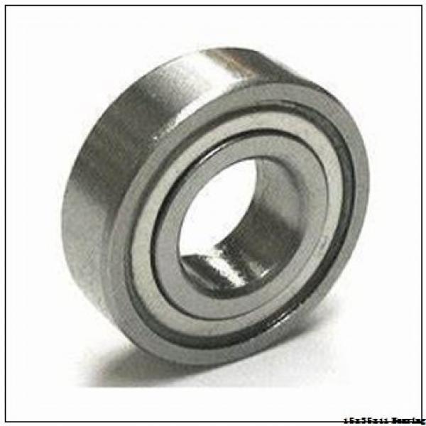 15 mm x 35 mm x 11 mm  NSK deep groove ball bearing 6202 bearing price list NSK bearing 6202 2z #1 image