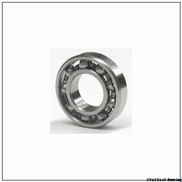 7008ACD/P4AH Super Precision Bearing Size 40x68x15 mm Angular Contact Ball Bearing 7008 ACD/P4AH #2 image